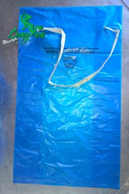 túi đựng rác y tế xỏ dây