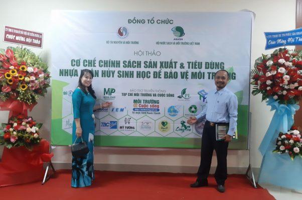 Hội thảo túi thân thiện môi trường